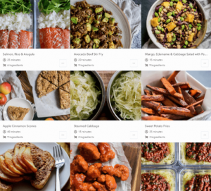 Meal Plan Recipes