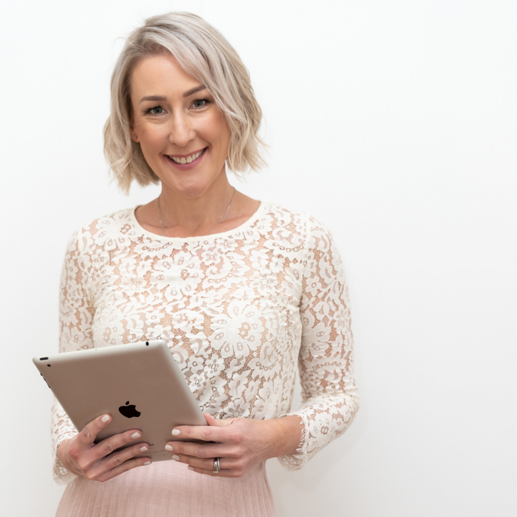 Hayley Stathis Business Coach for Health Practitioners